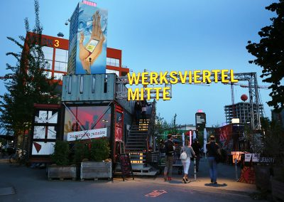 Werksviertel, München